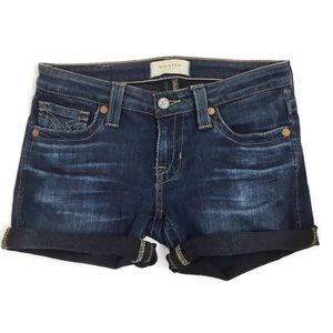 Big Star cut off Shorts L0240